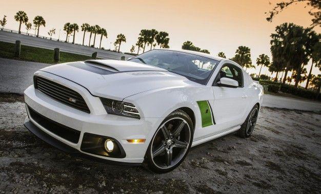 2014 Roush Mustang Configurator Goes Live, Fans' Online Productivity Plummets