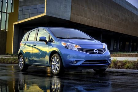 Starting on a Low Note: Nissan Prices Versa Note at $14,780