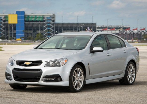Return to Rear-Wheel Drive: 2014 Chevrolet SS Starts at $44,470