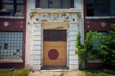 You Could Be the Man Who Owns It: Detroit's Storied Packard Plant Complex Slated for Auction