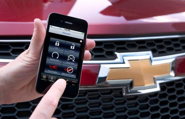 Remotely Interested? GM Makes Remote Start / Door Unlock Standard on 2014 Models