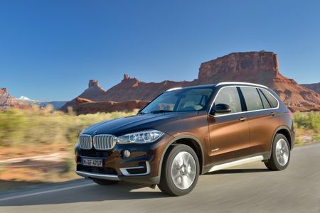 Fewer Wheels Driven, More Money: Third-Gen 2014 BMW X5 Priced from $53,725