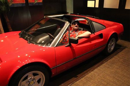 This Is the Coolest Magnum P.I.–Themed Birthday Party You'll Ever See—Complete with Real Ferrari 308 GTSi [Gallery + Video]