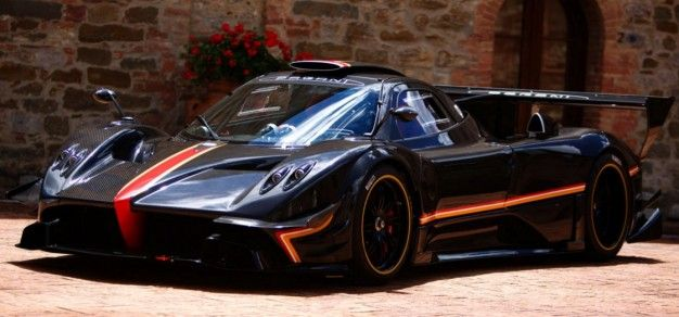 Pagani Zonda Revolucion: Going Out with a Bang