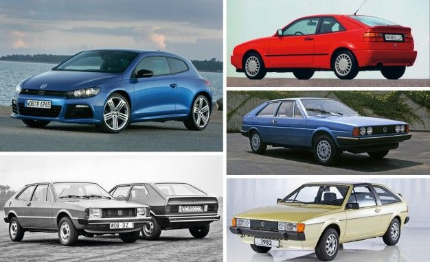 Celebrating a Million Sciroccos—A History of Volkswagen's Little Sports Car