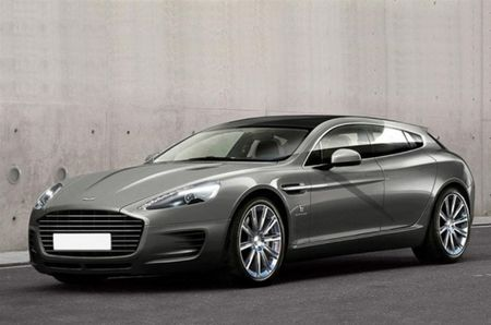 Bertone's Aston Martin Rapide Wagon May Reach Production