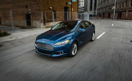 Ford Issues Electronic Tweaks for Hybrid Models to Improve Real-World Fuel Efficiency