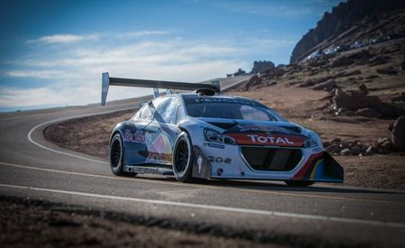 2013 Pikes Peak Int'l Hill Climb: The Only Photo Gallery You Need to See