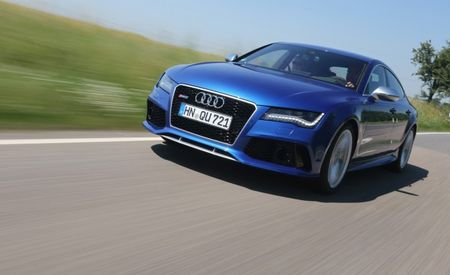 Freaky Five-Door: Audi Prices 560-HP 2014 RS7 from $105,795