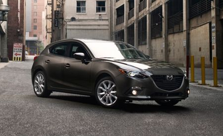 Compact Classy: 2014 Mazda 3 Sedan Priced from $17,740, Five-Door Hatch from $19,740