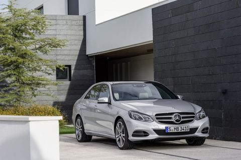 Mercedes Introduces New Automatic in Europe: Upping the Gear Count to Nine