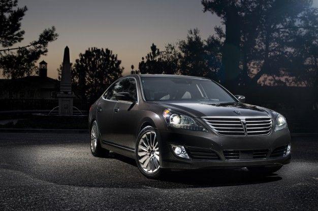 Hyundai Announces 2014 Equus Prices, Other Future Model News