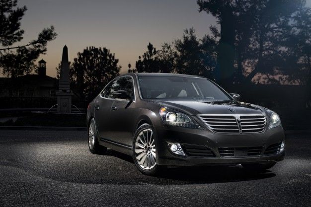 Hyundai Announces 2014 Equus Prices, Other Future Model News