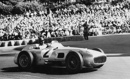 Hammer Down! Juan Manuel Fangio's Mercedes-Benz W196 Sells for $29.6 Million