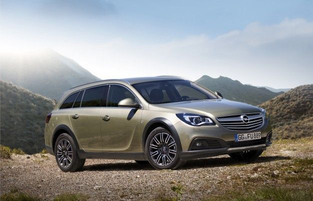 Opel Reveals Insignia Country Tourer: No, It (Probably) Won't Come Here as a Buick