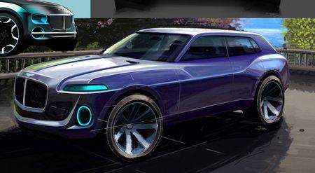 Volkswagen Group Green Lights Bentley's SUV Project