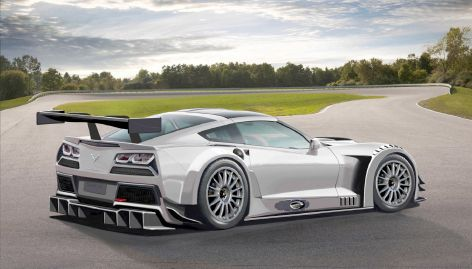 Corvette C7 FIA GT3 Racer to Be Built by Callaway, Sport a Hellacious Aero Package