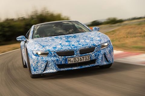 Ten Things You Need To Know About The Bmw I8 News Car And Driver