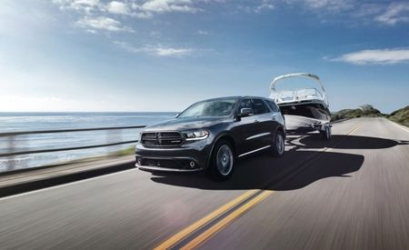 2014 Dodge Durango Prices Announced: More Features and Cogs, Starting at $30,790