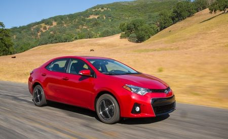 Corollin' On Up: Toyota Prices 2014 Corolla from $17,610, Details New Trim Levels