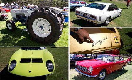 Molto Bella: 7 Fantastic Cars from the 2013 Concorso Italiano [Photo Gallery, 2013 Pebble Beach]