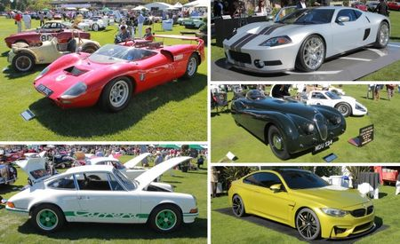 A Tour of The Quail: A Motorsports Gathering [2013 Pebble Beach]