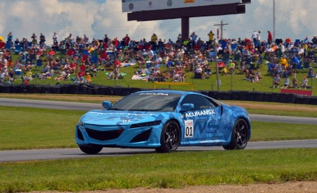 2016 Acura NSX Photos and Info | News | Car and Driver