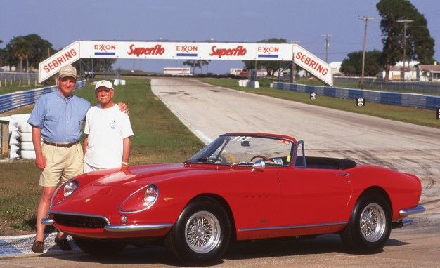 The Story Behind the $27.5-Million Ferrari NART Spider – News –