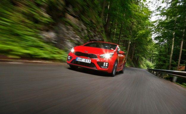 Kia to Unleash Wave of GT Variants