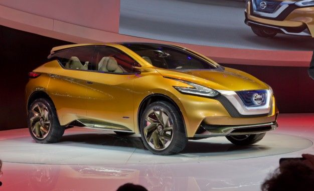 Nissan to Offer Hybrid Versions of Murano and Rogue Crossovers Following Models' Redesign
