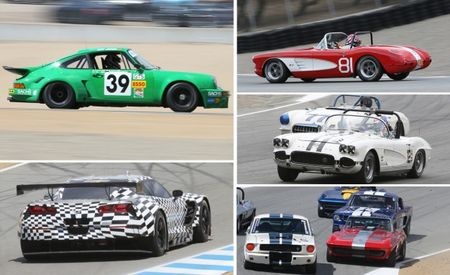 Rolex Monterey Motorsports Reunion Mega-Gallery [2013 Pebble Beach]