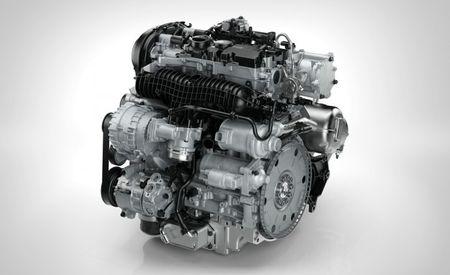 Volvo Details Next-Generation Drive-E Engine Family