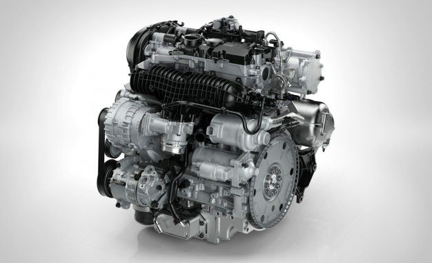 Volvo Details Next-Generation Drive-E Engine Family