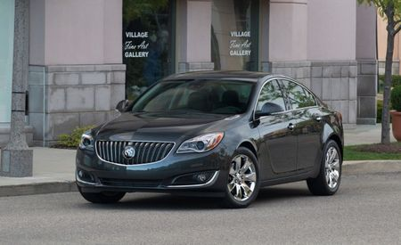 More Power to You: 2014 Buick Regal Starts at $30,615