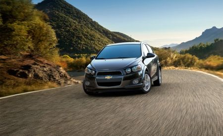 Got Tech? 2014 Chevy Sonic Offers Enhanced Safety Features