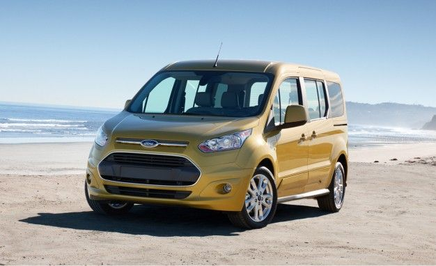 U.S. Customs Says Ford\'s Transit Connect Bypasses Chicken Tax