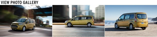 2014 Ford Transit Connect photo gallery