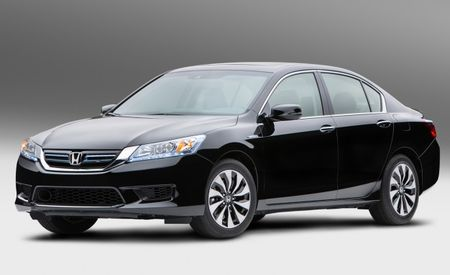 City Slicker: 2014 Honda Accord Hybrid Gets EPA City Rating of 50 mpg