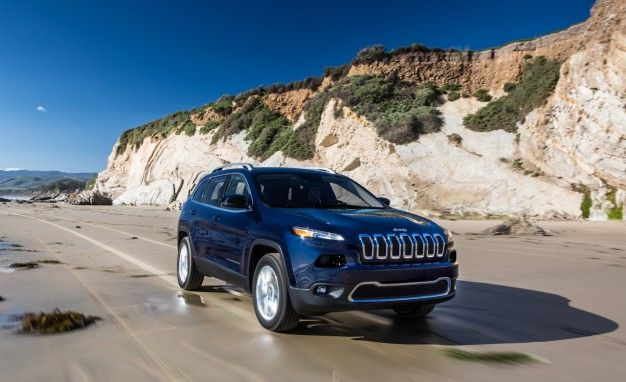 View 88 Photos 2014 Jeep Cherokee Limited. EPA Fuel Economy ...
