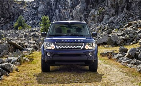 Send That Rover Over: 2014 Land Rover LR4 Starts at $50,595