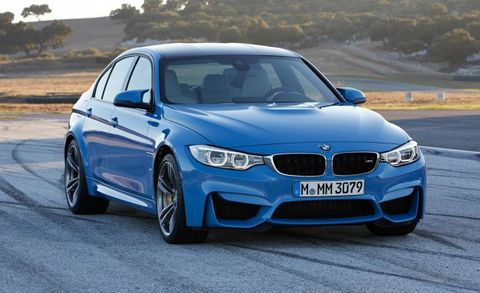 10 Things You Need To Know About The 2015 Bmw M3 M4 News Car
