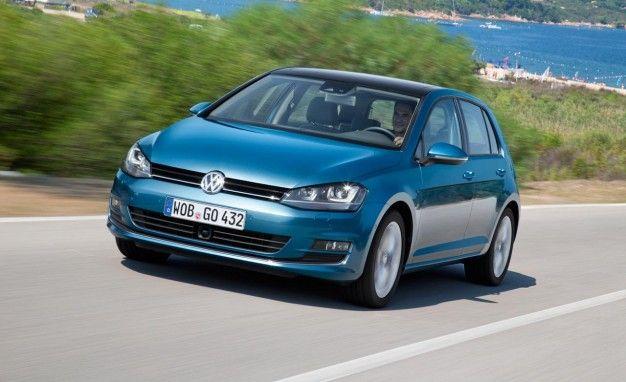 Volkswagen R&D Chief Confirms Three-Cylinder Golf [2013 Frankfurt Auto Show]