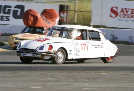 Force de Frappe: French Cars in the 24 Hours of LeMons!