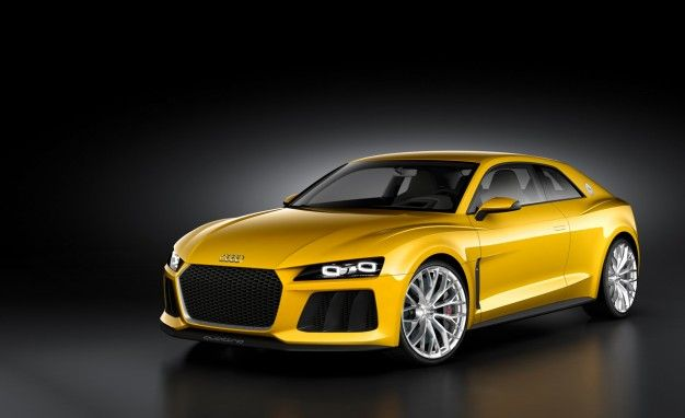 Audi Sport Quattro Expected to See Production, Will Use MLB Architecture