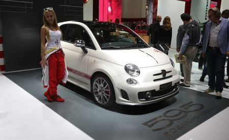 Fiat Brings a Pair of Angry Abarths to Frankfurt [2013 Frankfurt Auto Show]