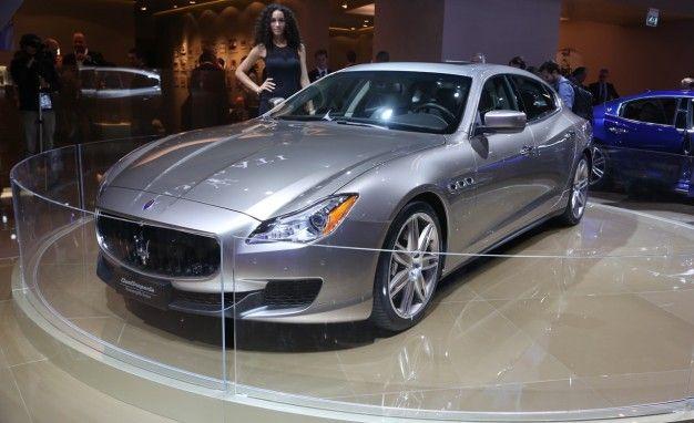 Maserati Enlists Ermenegildo Zegna to Pen Limited-Edition ...