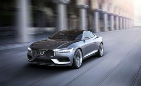 We Get an Early Preview of Volvo's Upcoming S90 Sedan