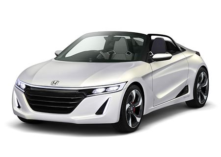 And the Beat Goes On: Honda Bringing S660 Concept to Tokyo [2013 Tokyo Auto Show]