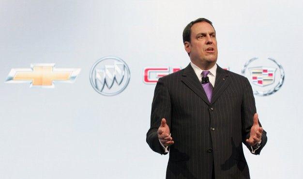10-Minute Interview: GM Boss Mark Reuss Talks Diesel Half-Tons, Cadillac, More