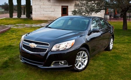 Base Chevrolet Malibu's Engine Stop-Start System Spells End for eAssist Hybrid, But It Could Return